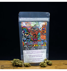 Cannabis 26%CBD 0.8%THC HARLEQUIN 10gr