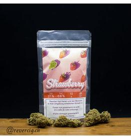 Cannabis 26%CBD 0.8THC STRAWBERRY 10gr