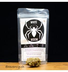 Cannabis White Widow 29%CBD  0.9%THC 10 gr
