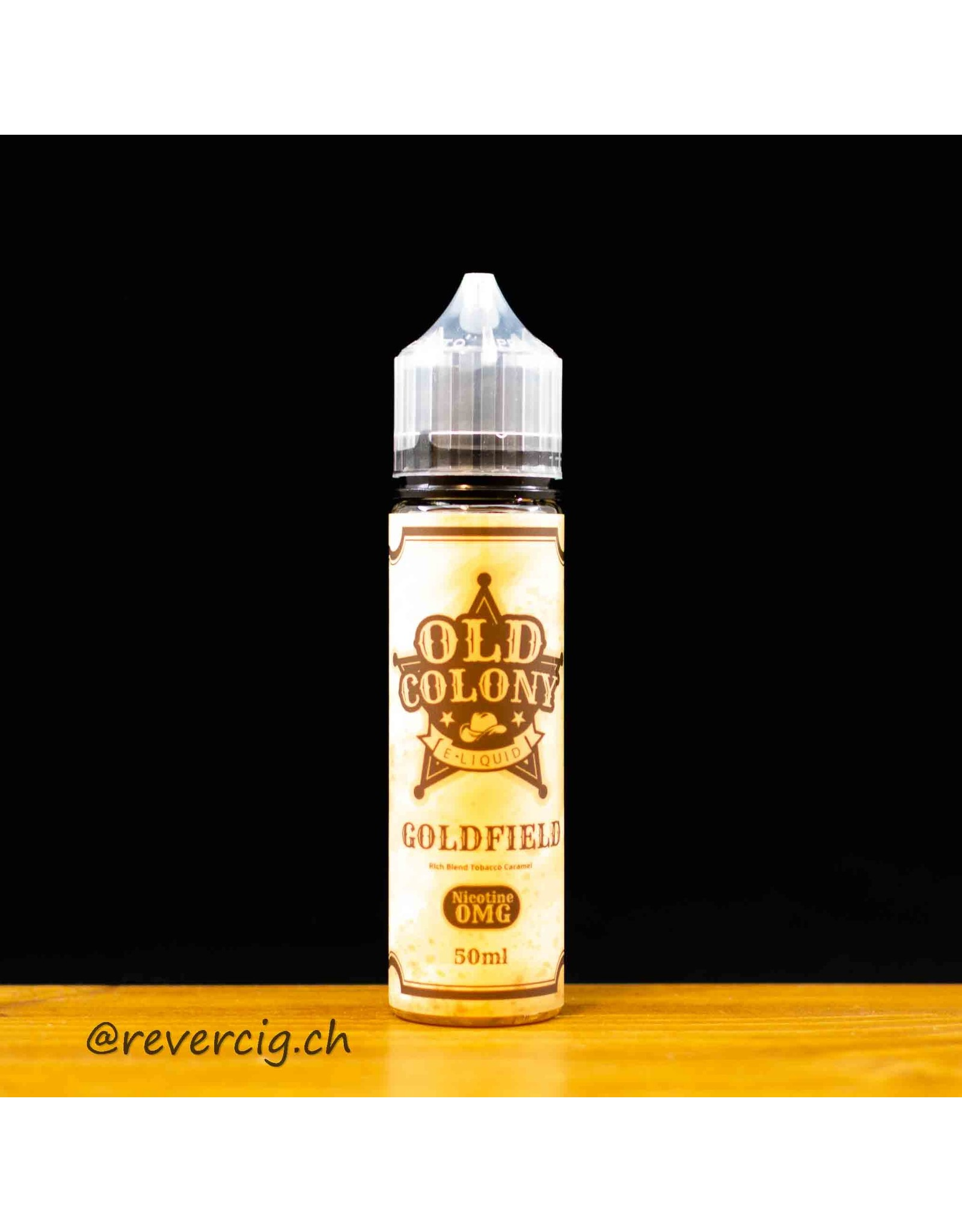 Cookers Cookers Goldfield - 50 ml