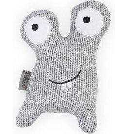 Jollein Knuffel monster Confetti grey