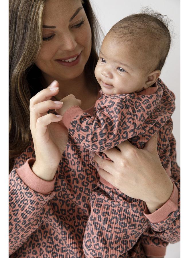 Pyjama terra pink (Fashion editie) baby