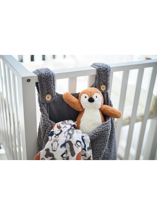 Boxopbergzak teddy