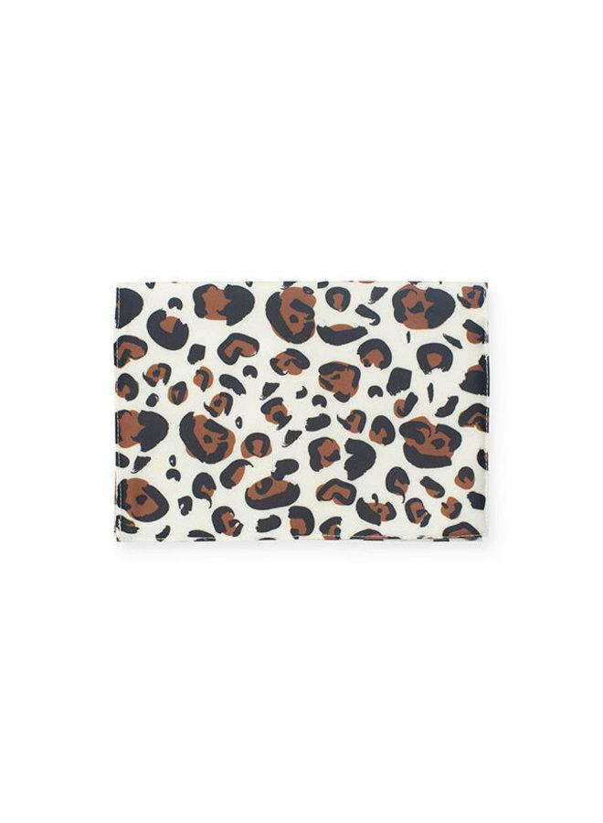 Luieretui Leopard natural