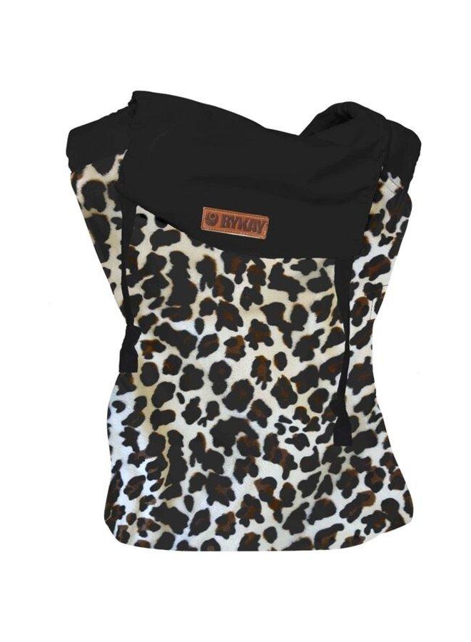 Click carrier reversible leopard
