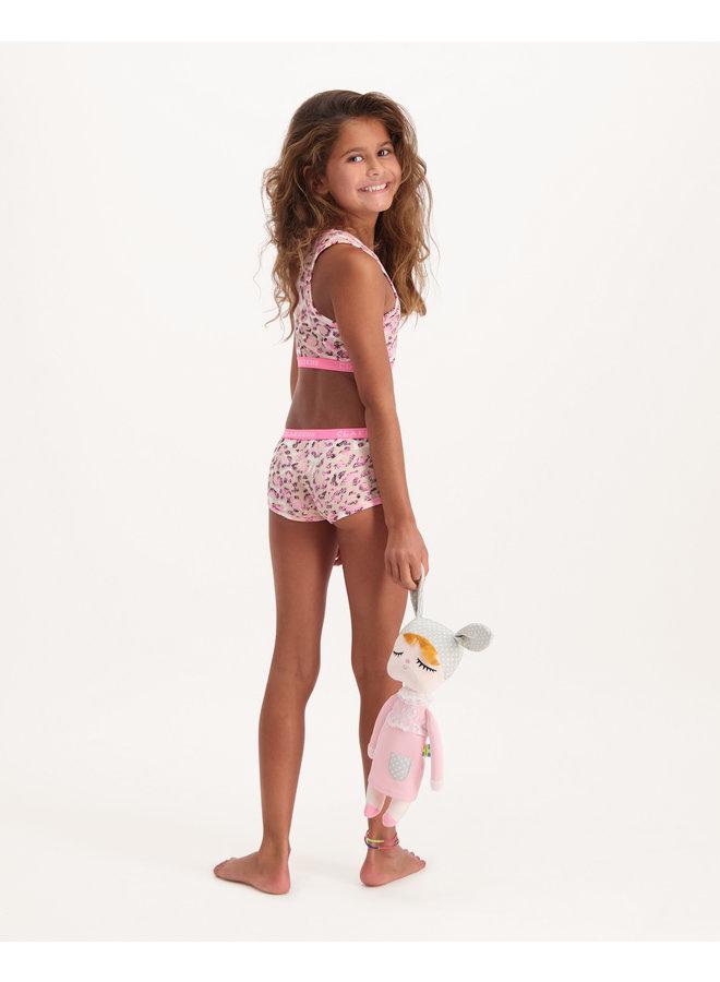 Girls 2-pack boxer Pink Panther