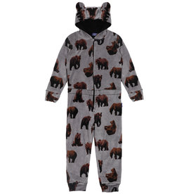 Claesens Boys pyjama suit Brown bear