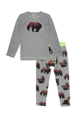 Claesens Boys pyjama Brown bear