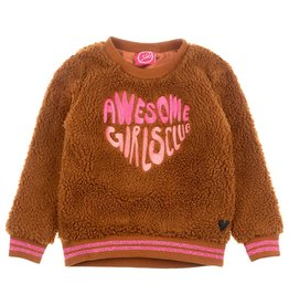 Jubel Animal attitude 916.00270 teddy sweater