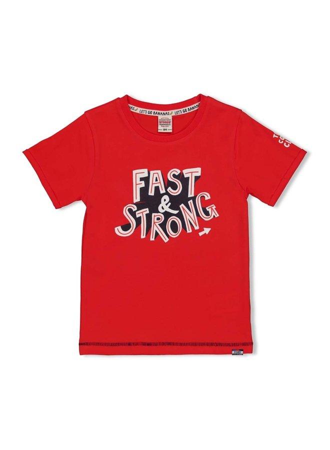 T-shirt Fast - Playground