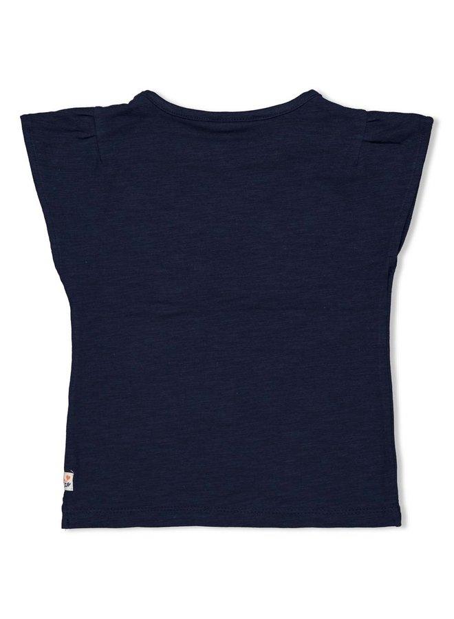T-shirt Melt - Sweet Gelato (Marine)