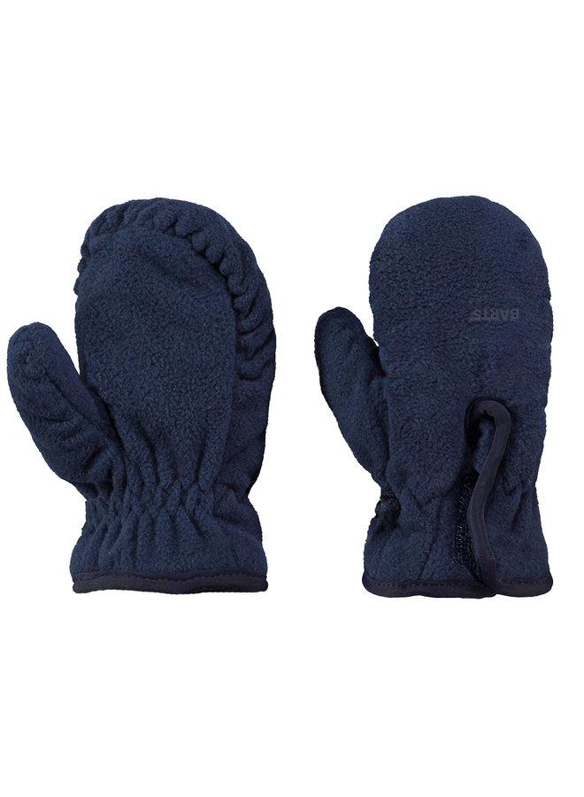 Fleece mitts infants (Navy)