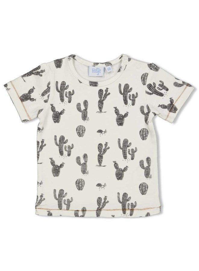 T-shirt AOP - Looking Sharp