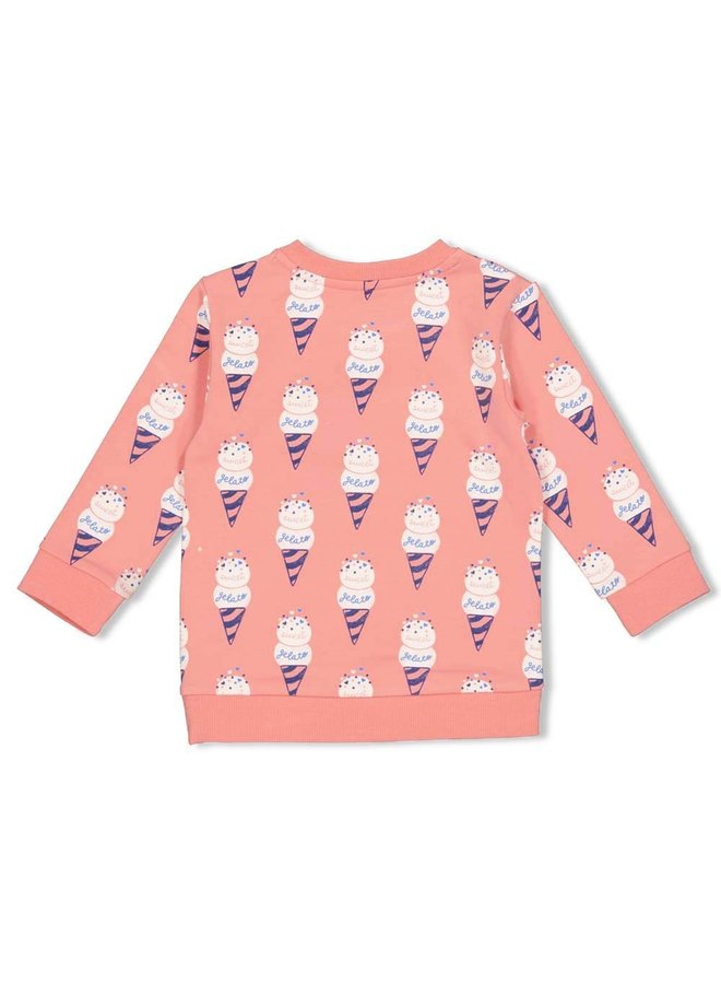 Sweater AOP - Sweet Gelato