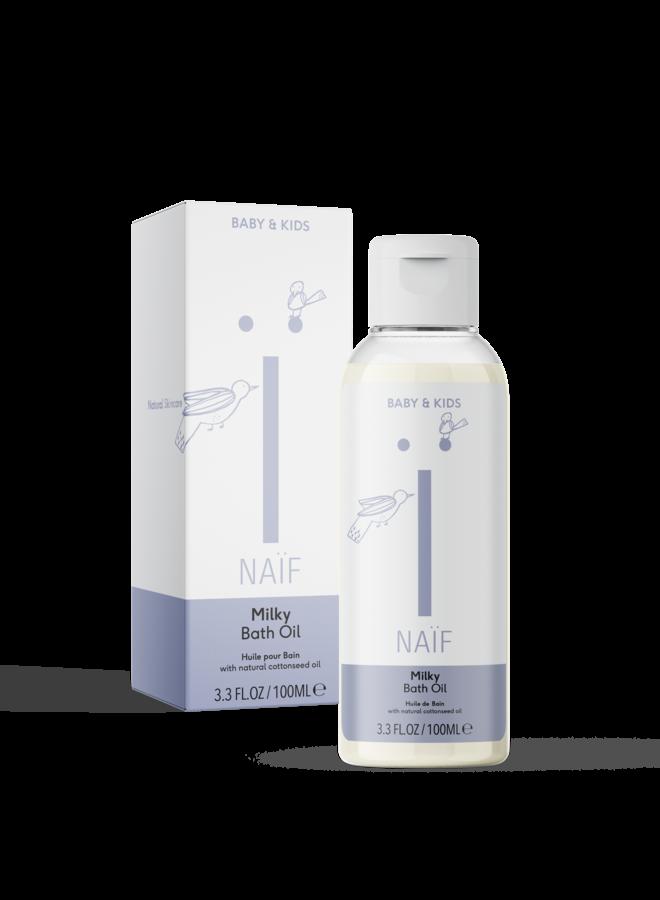 Milky bath oil (100ml)