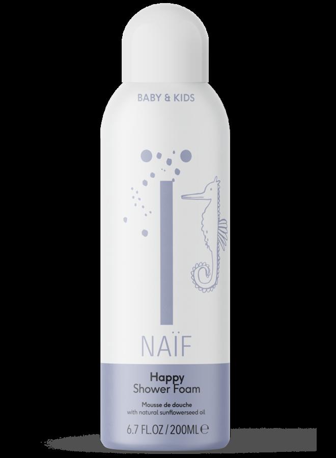 Happy shower foam (200ml)