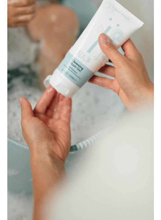 Cleansing wash gel (200ml)