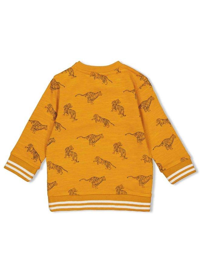 Sweater AOP - Happy Camper