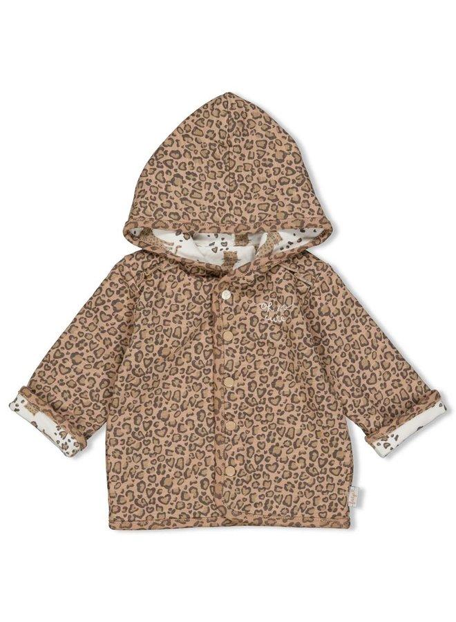 Vestje met capuchon - Panther Cutie