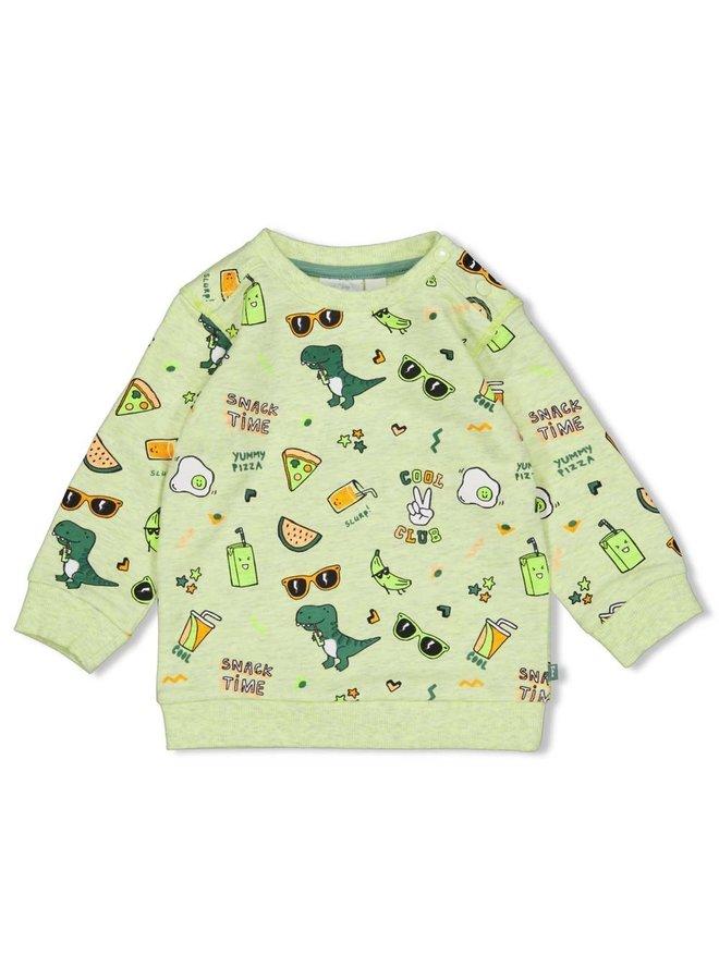 Sweater AOP - Snacktime