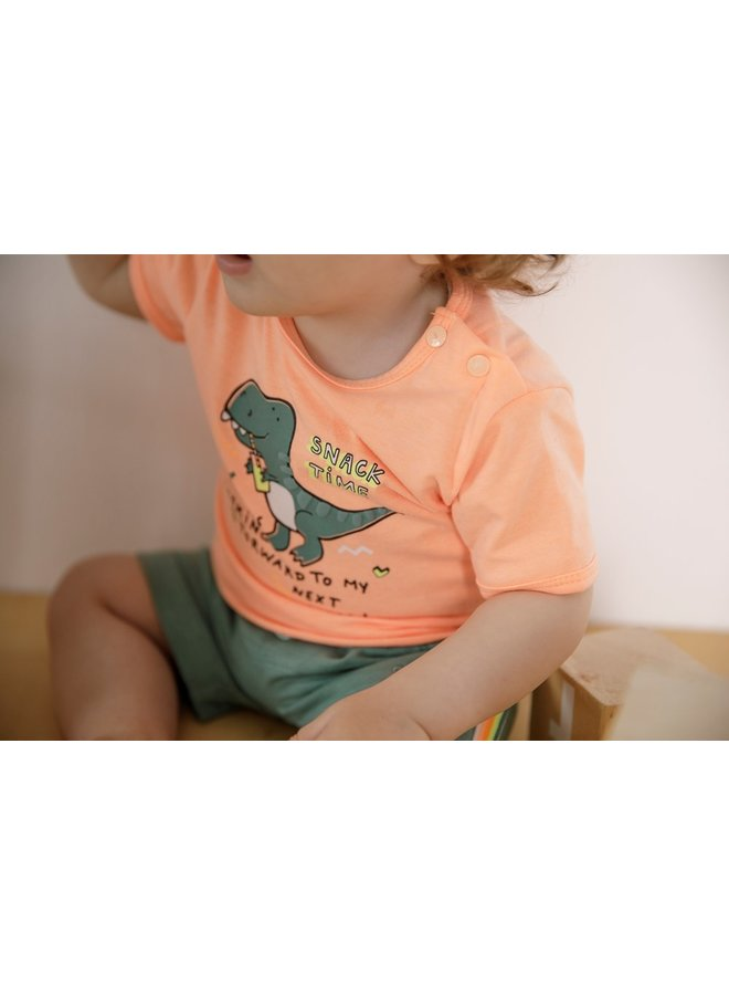 T-shirt - Snacktime