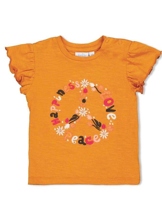 T-shirt Peace - Whoopsie Daisy