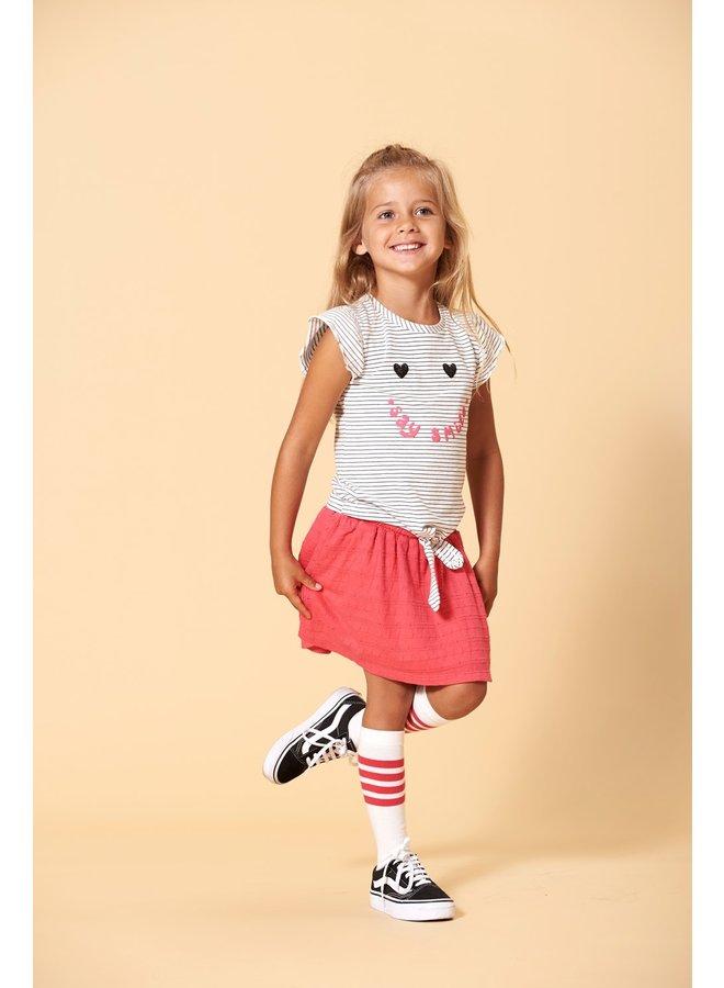 T-shirt streep - Whoopsie Daisy