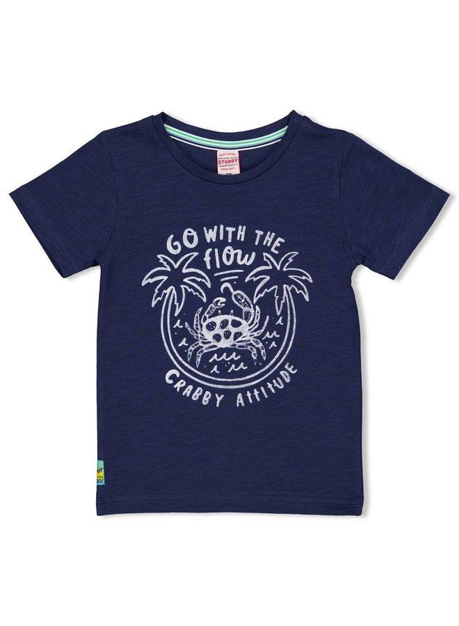 T-shirt Flow - Smile & Wave