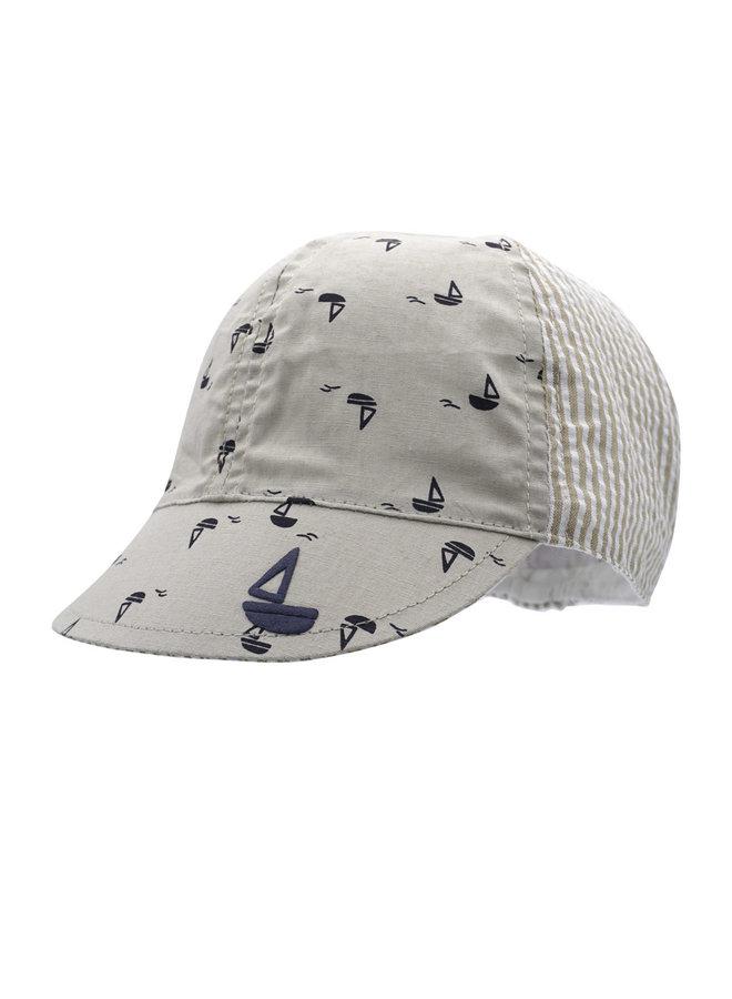 BABY BOY-cap (Sand)