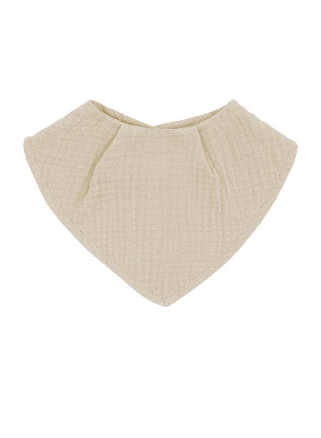 GOTS BABY-neckerchief (Feder)
