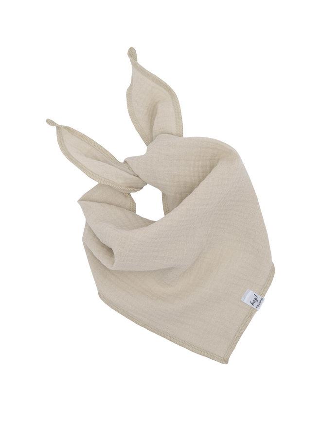 GOTS MINI-triangle cloth (Feder)