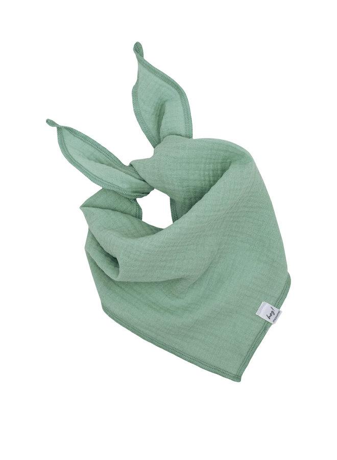 GOTS MINI-triangle cloth (Mineral)