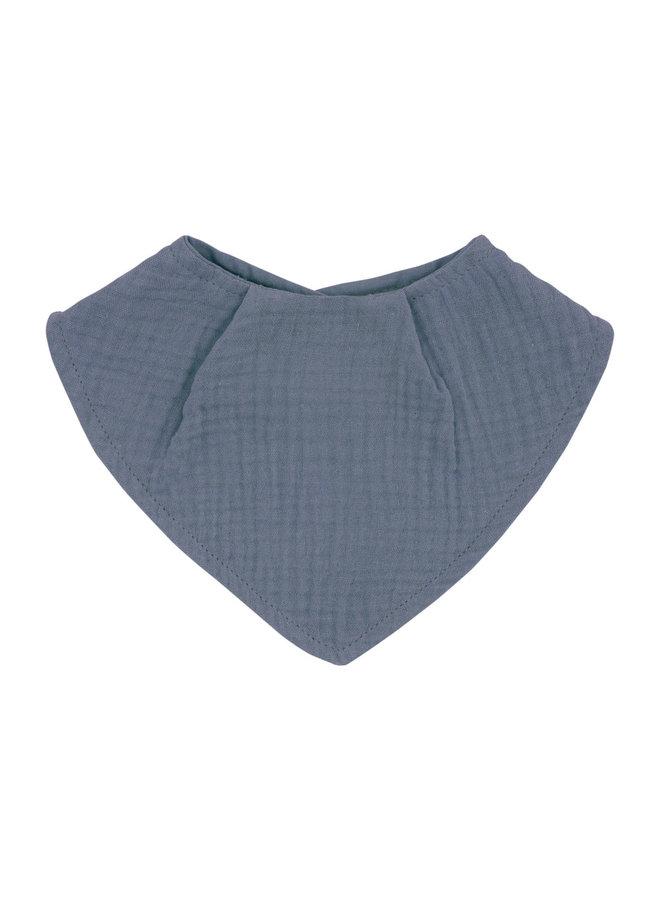 GOTS BABY-neckerchief (Denim)