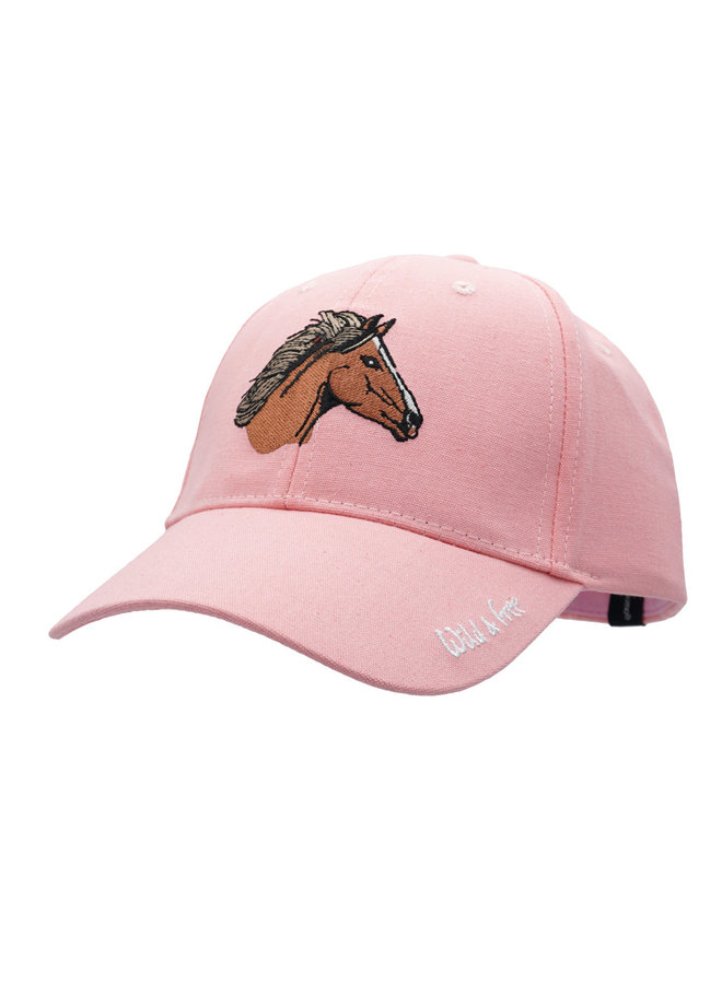KIDS GIRL-Cap (Flamingo)