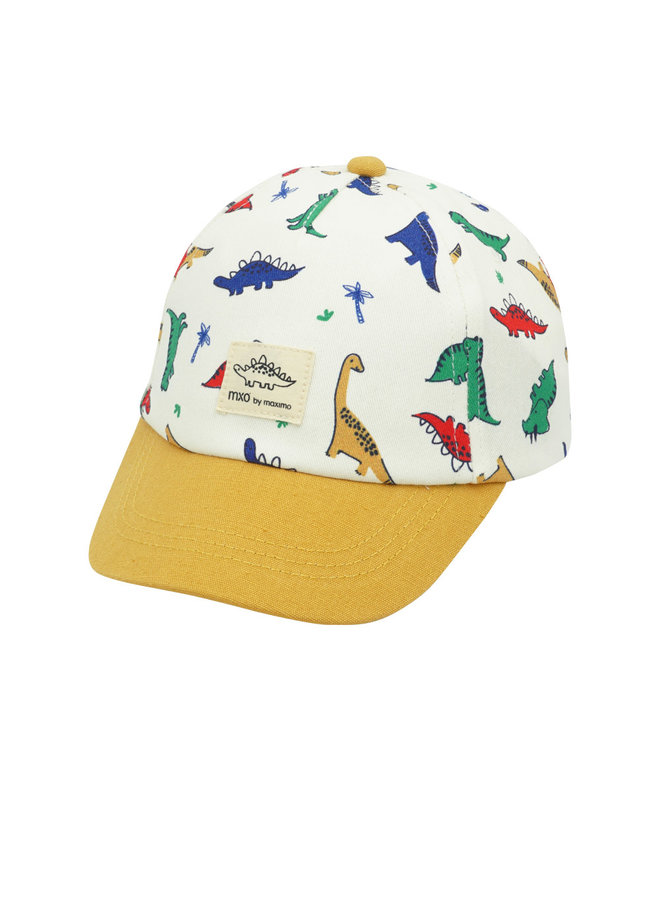 "MINI BOY-cap ""dino"""