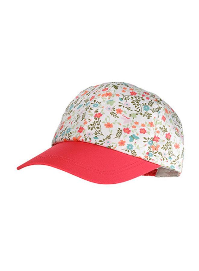 """MINI GIRL - Cap """"small flower"""""""