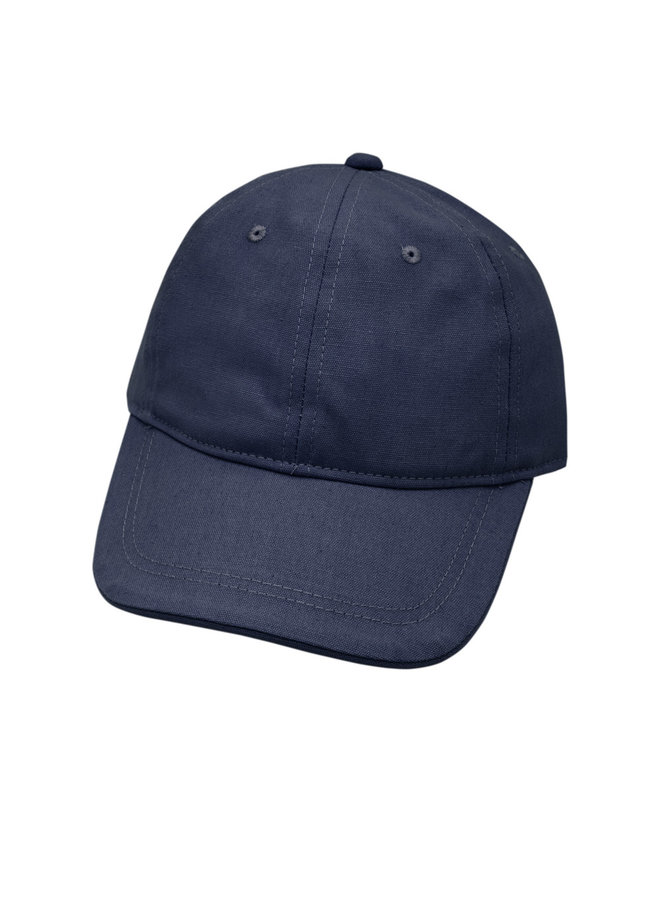 KIDS-cap strong curved vis (Navy)