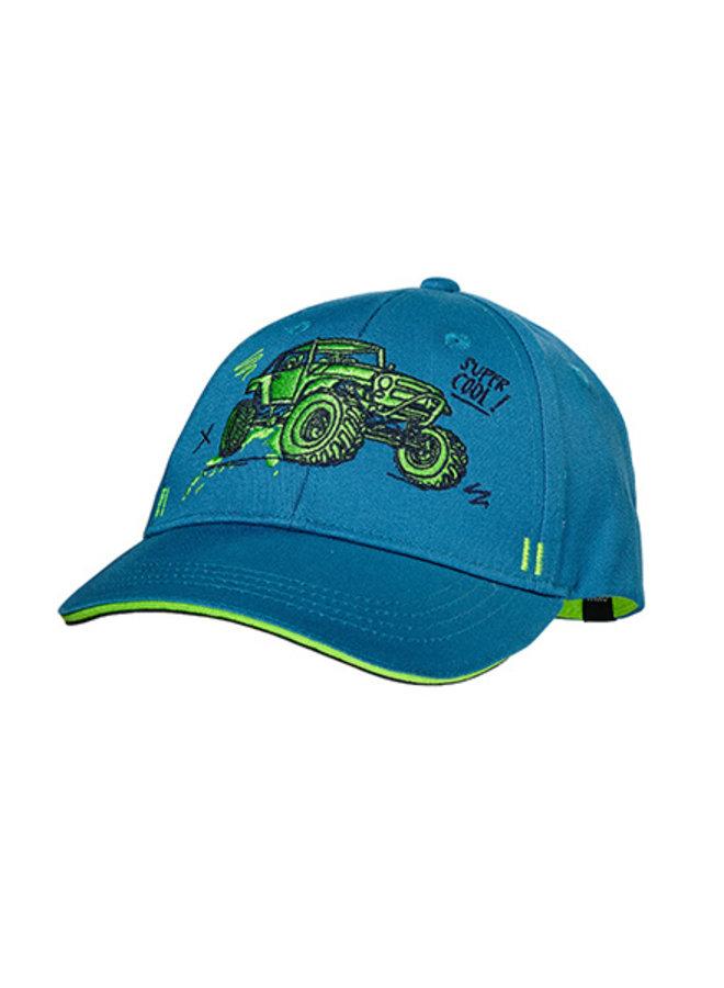 """KIDS BOY-cap """"monster truck"""""""