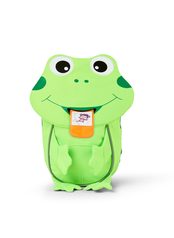 Backpack Small - Frog (neon)