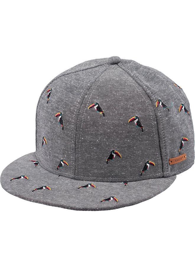 Pauk Cap black