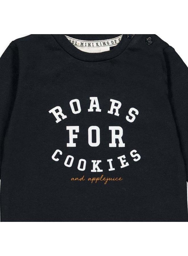 Longsleeve Cookies - King Of Cool (Marine) 51601757