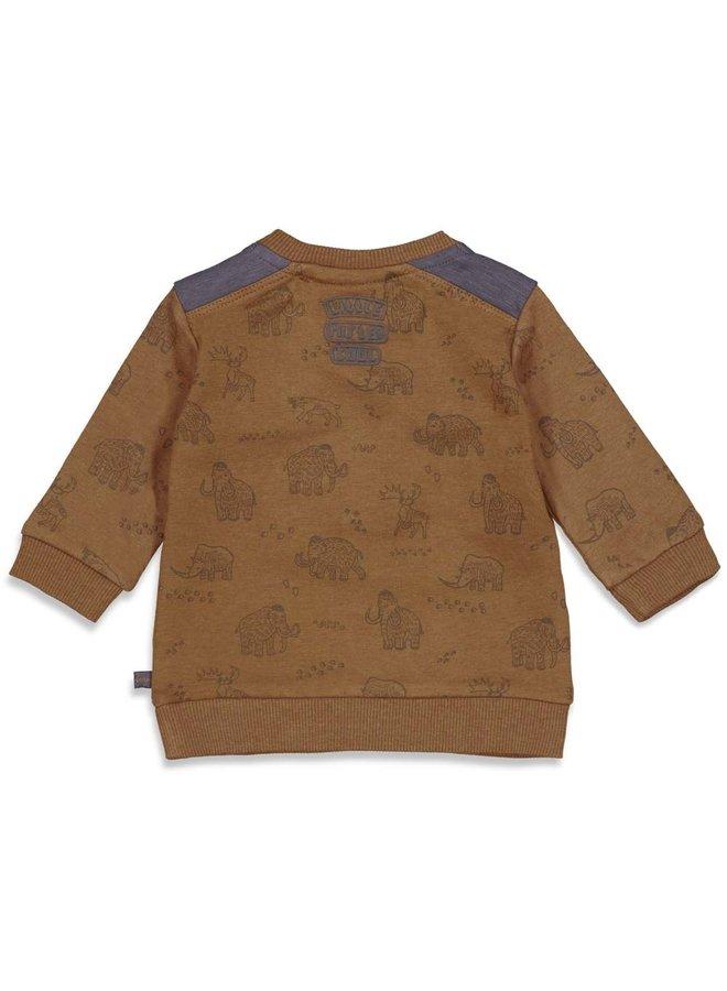 Sweater AOP - Cool Adventure (Bruinmelee) 51601771