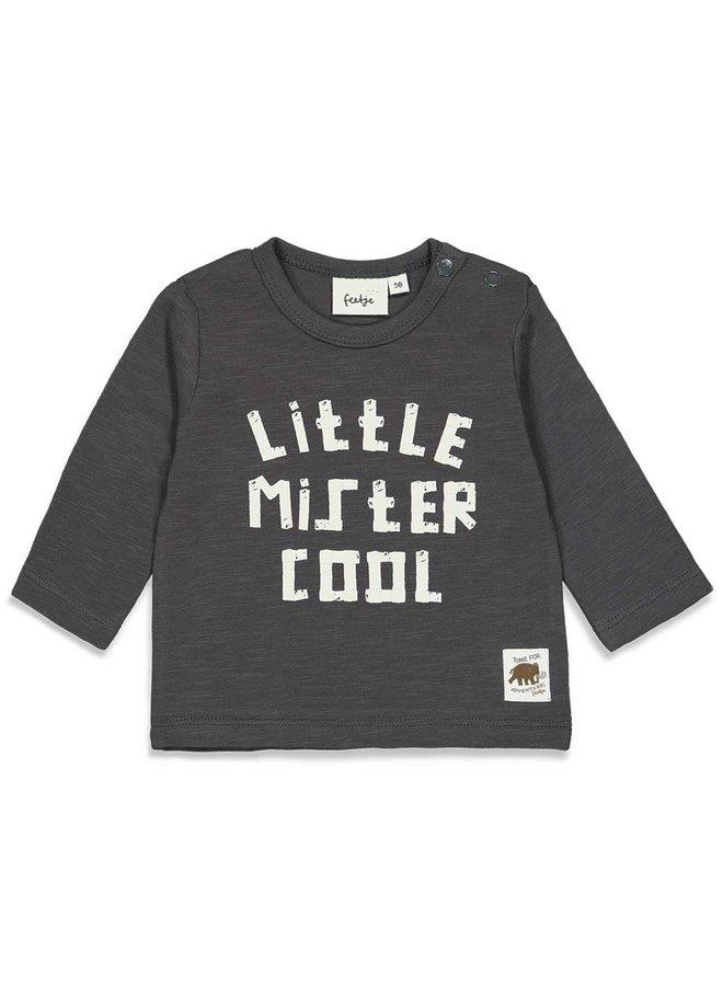 Longsleeve Mister - Cool Adventure (Antraciet) 51601774