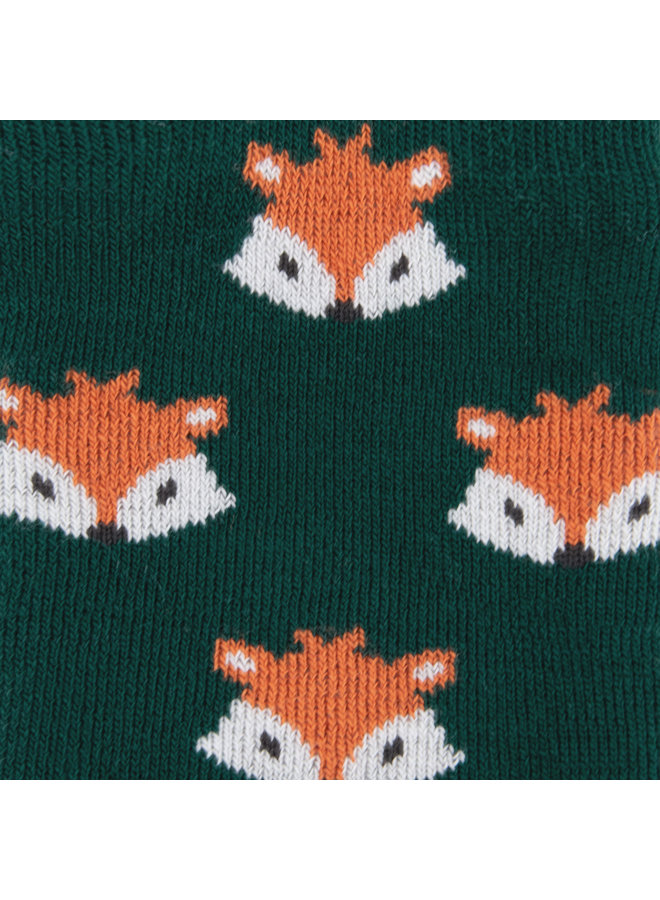 Stoppersocken  SoftStep Fuchs (hochlandgrun)