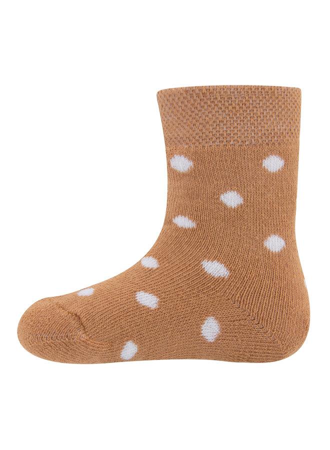 Socken 2er Pack Thermo Punkte