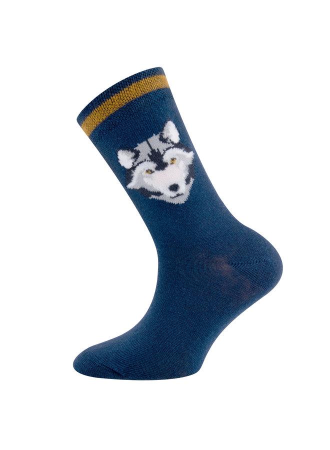 Socken 2er Pack Wolf (2)