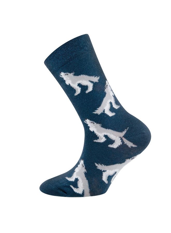 Socken 2er Pack Wolf (1)