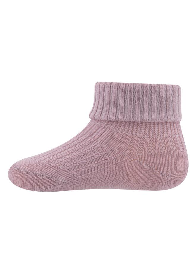 Socken Umschlag (hell wildrose)