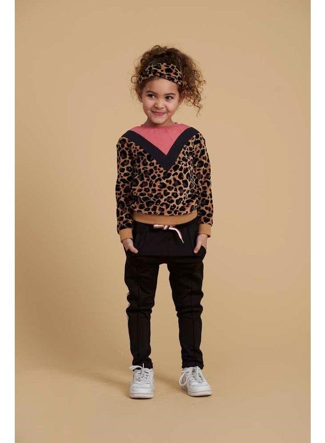 Sweater AOP - Forever Wild (Geel) 91600302