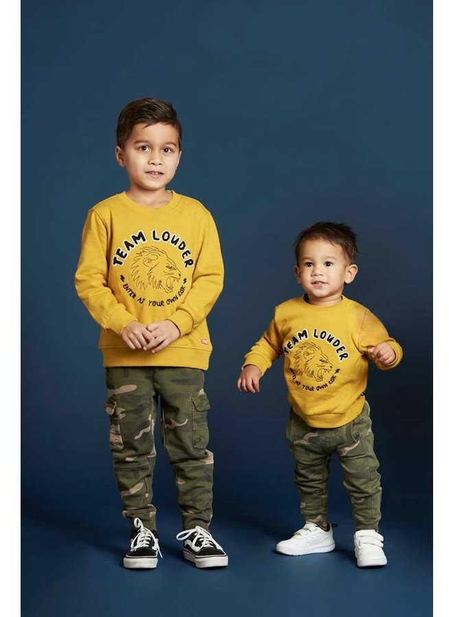 Cargo broek - Press And Play (Army) 72200161